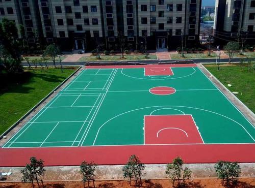 南京硅PU地坪施工