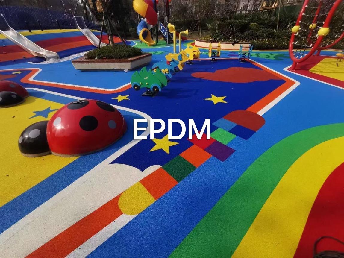 南京EPDM塑胶颗粒